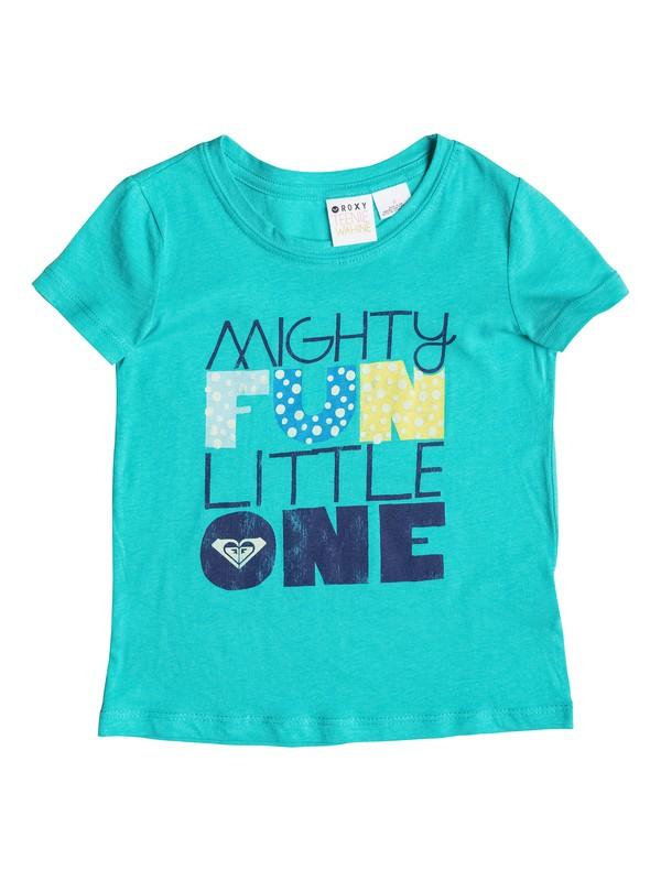 0 Girl's 2-6 Mighty Fun Tee  RRS51546 Roxy