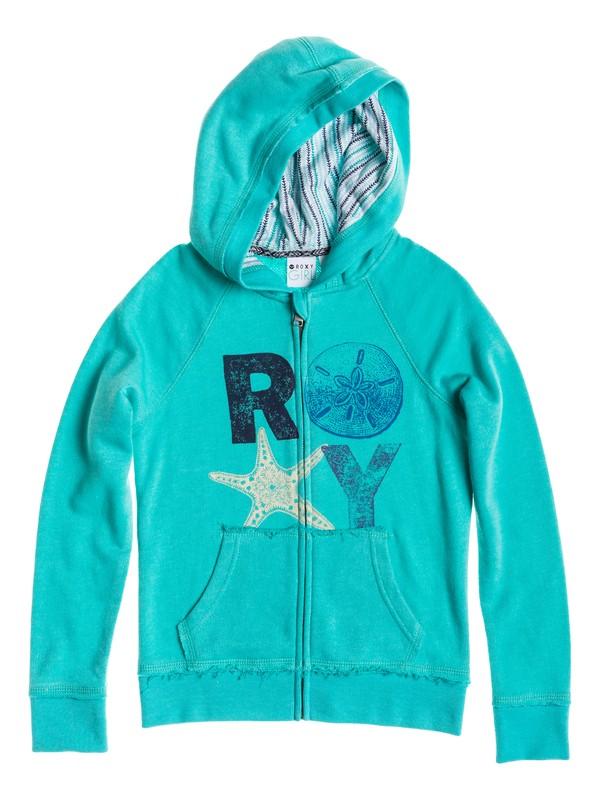 0 Girl's 7-14 Positano Hoodie  RRS52097 Roxy
