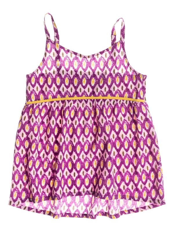 0 Girl's 7-14 Sandy Shore Top  RRS55097 Roxy