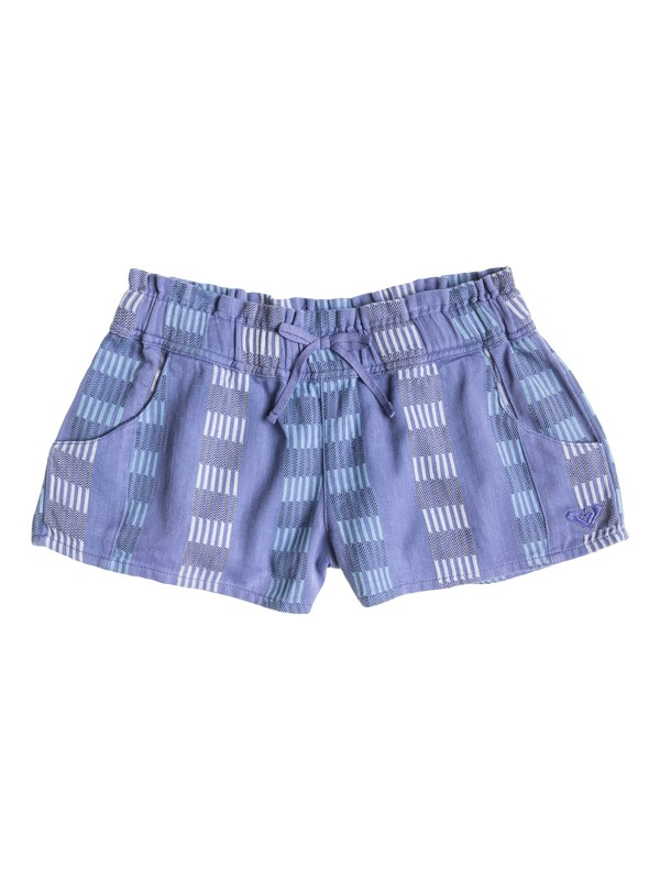 0 Girl's 7-14 Puddle Short  RRS55147 Roxy