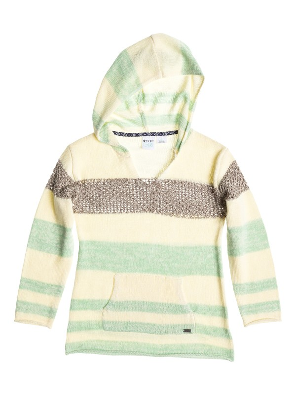 0 Girl's 7-14 Skyline Sweater  RRS56027 Roxy
