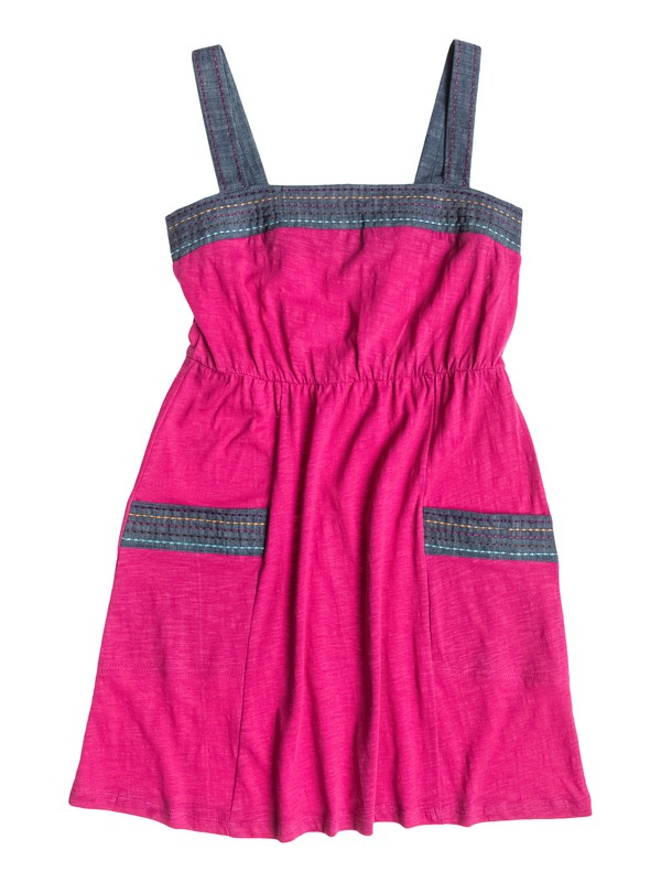 0 Girl's 7-14 Segundo Dress  RRS58157 Roxy
