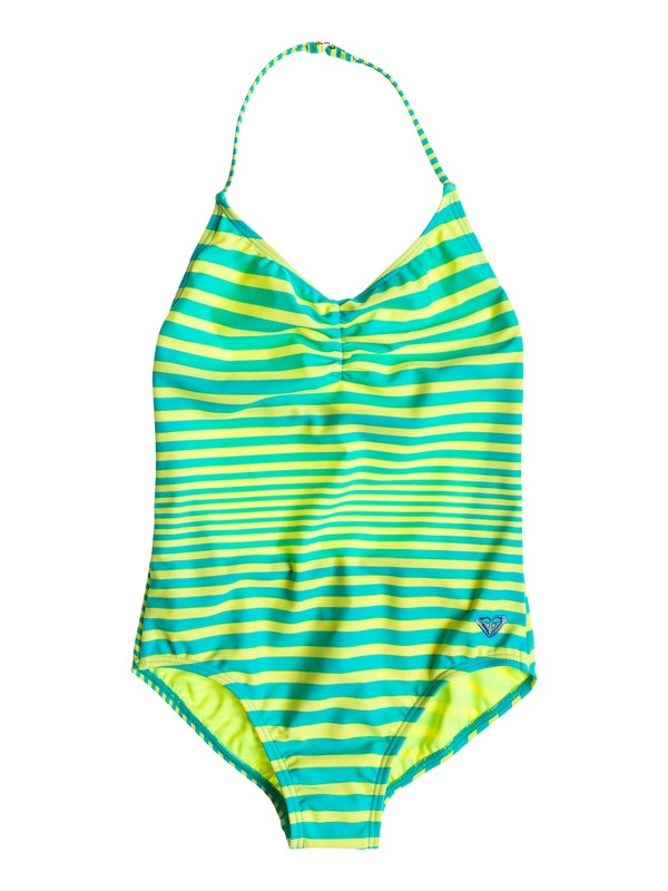 0 Girl's 7-14 All Aboard Onepiece  RRS58657 Roxy
