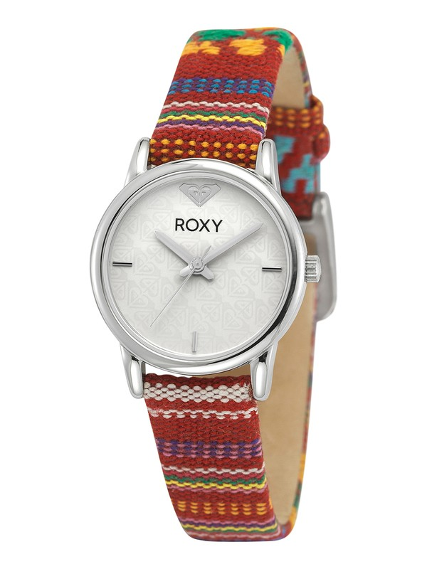 0 The Huntington Canvas Watch  RX1018 Roxy