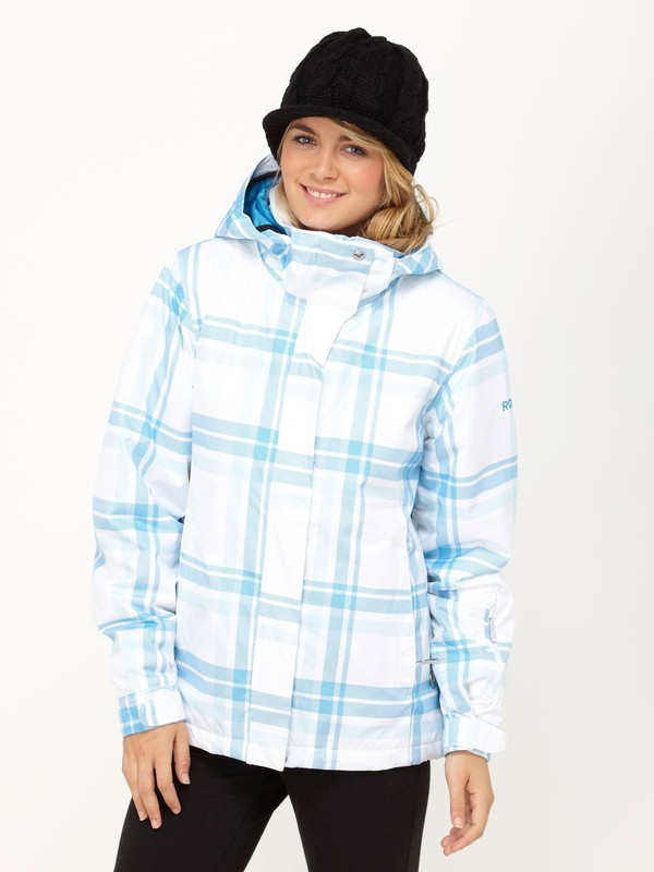0 Jet Steam Insulated Jacket  XKWSJ314 Roxy
