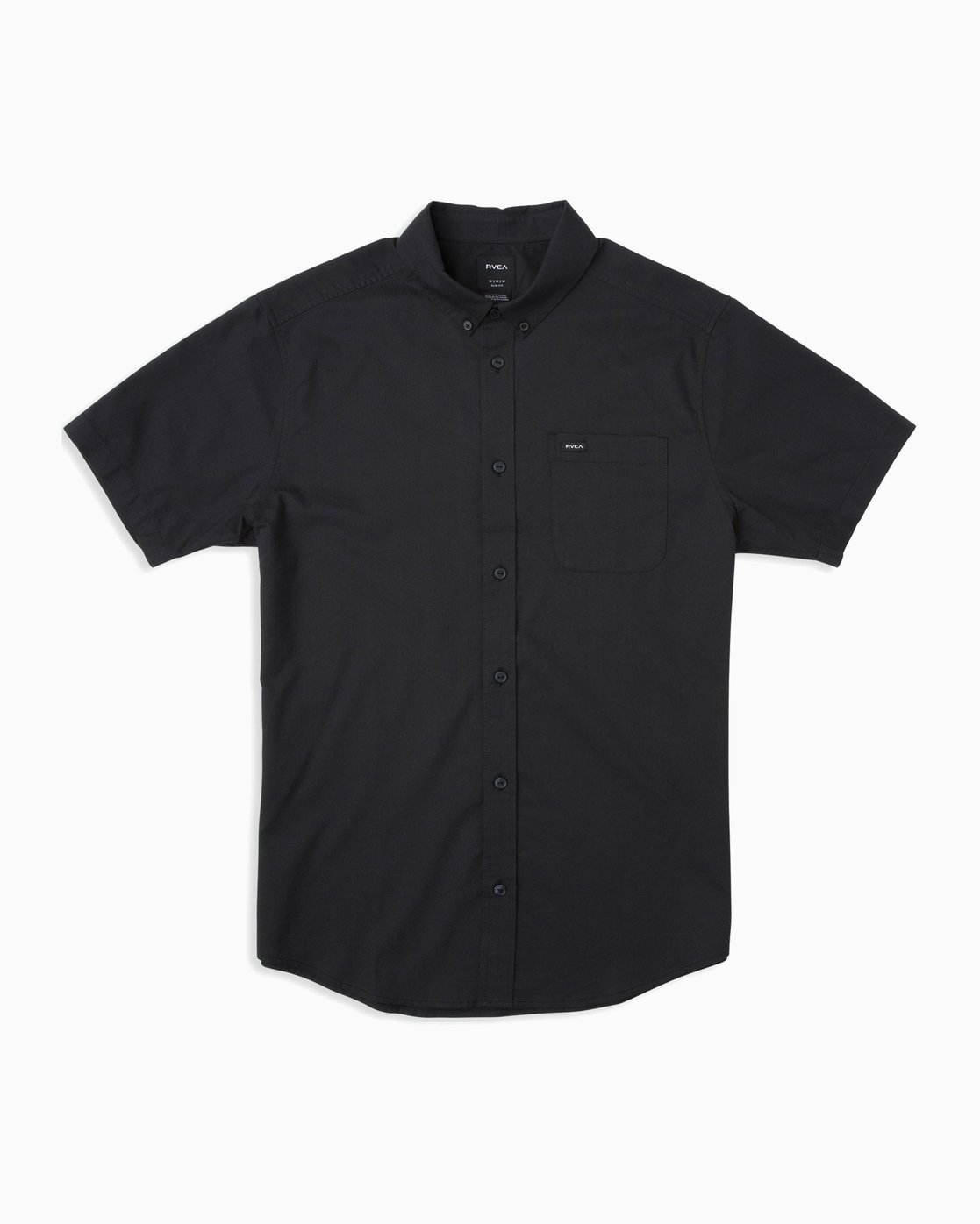 0 THATLL DO STRETCH SS Black B525TRTS RVCA