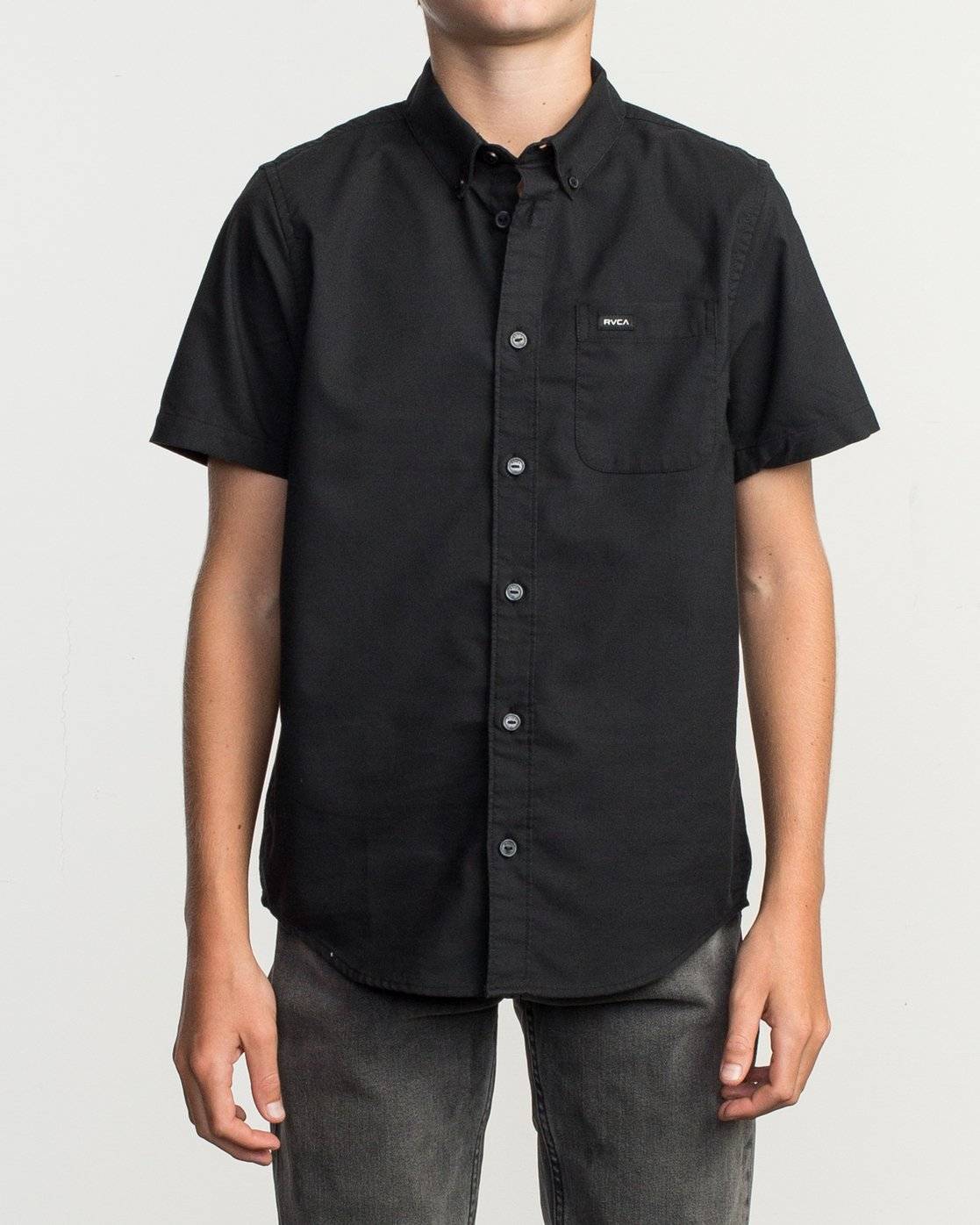 1 THATLL DO STRETCH SS Black B525TRTS RVCA