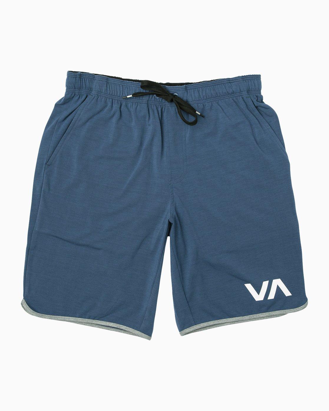 0 Boy's VA Sport Short II Blue BL201SPO RVCA