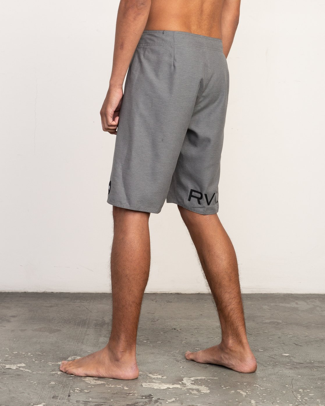 "3 Upper 20"" Boardshort Grey M166TRUP RVCA"