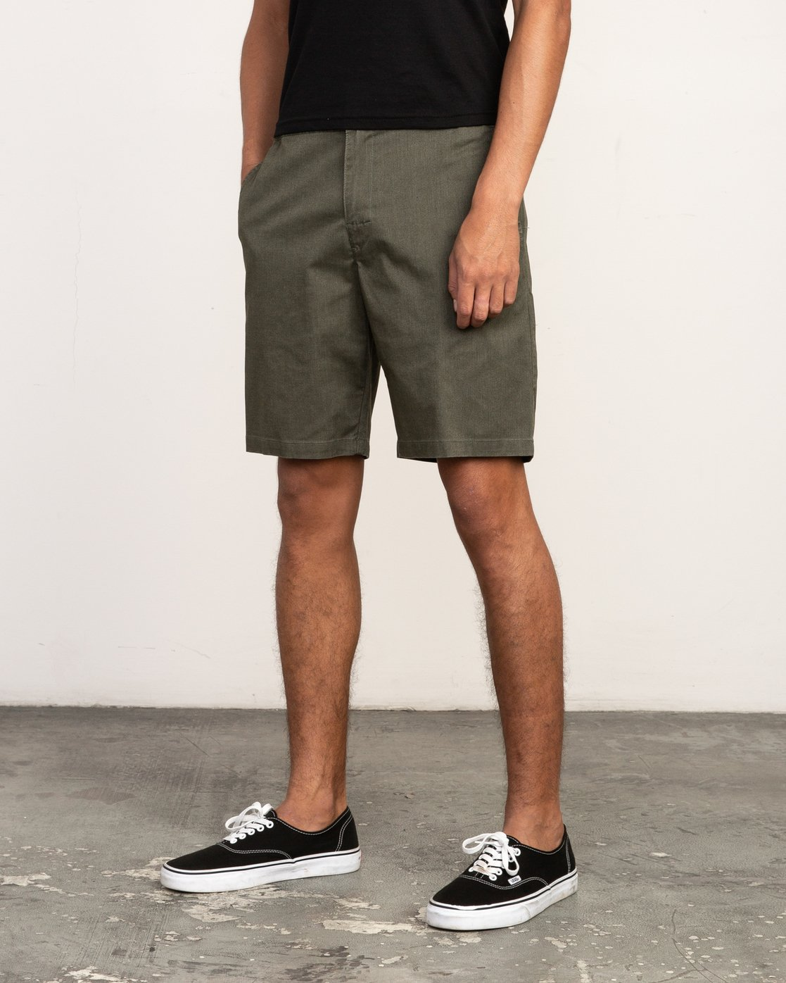 2 All Time Session Short Green M201TRSE RVCA