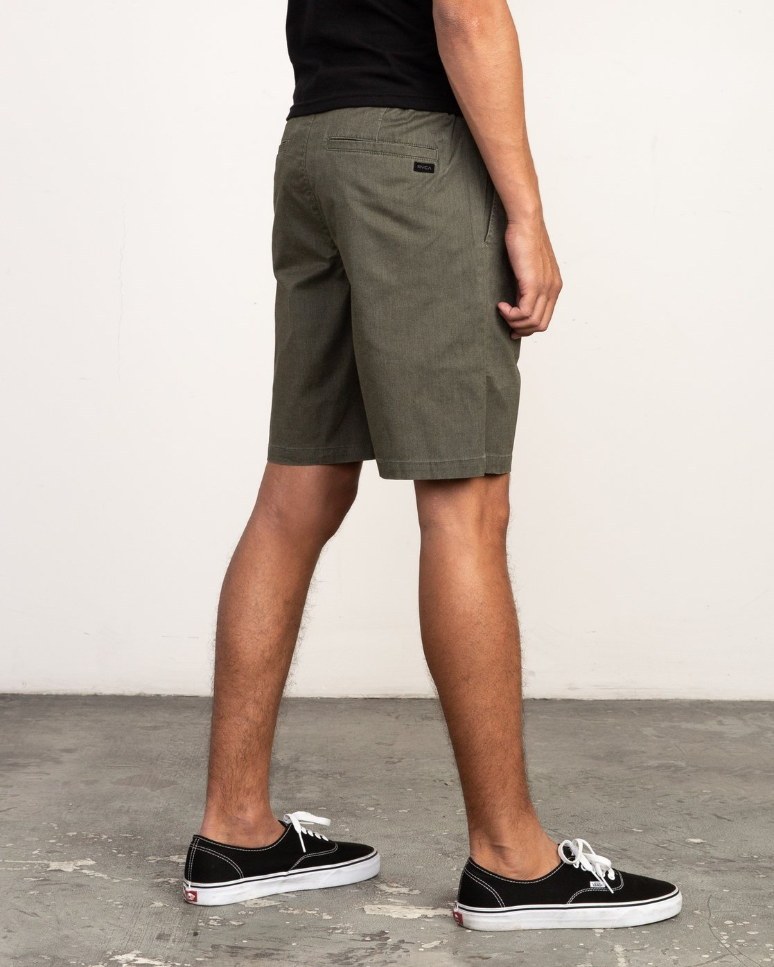 5 All Time Session Short Green M201TRSE RVCA