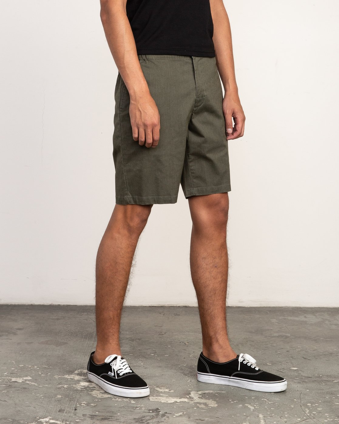 6 All Time Session Short Green M201TRSE RVCA