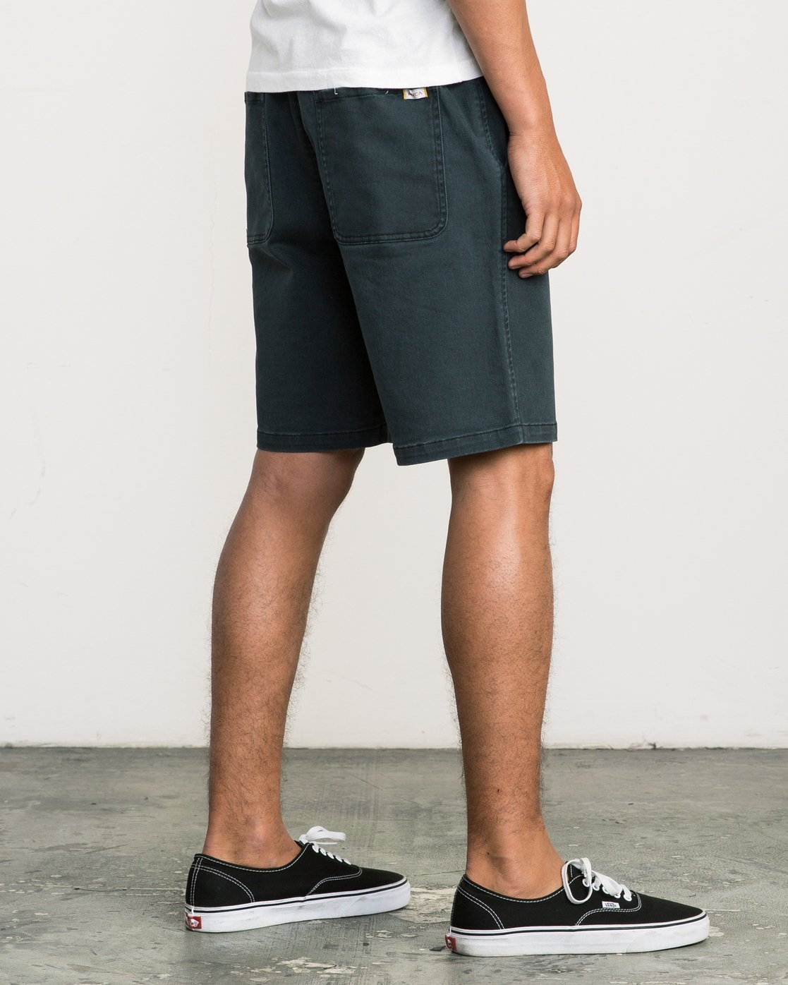 5 AR Everyday Elastic Short Black M203SREV RVCA