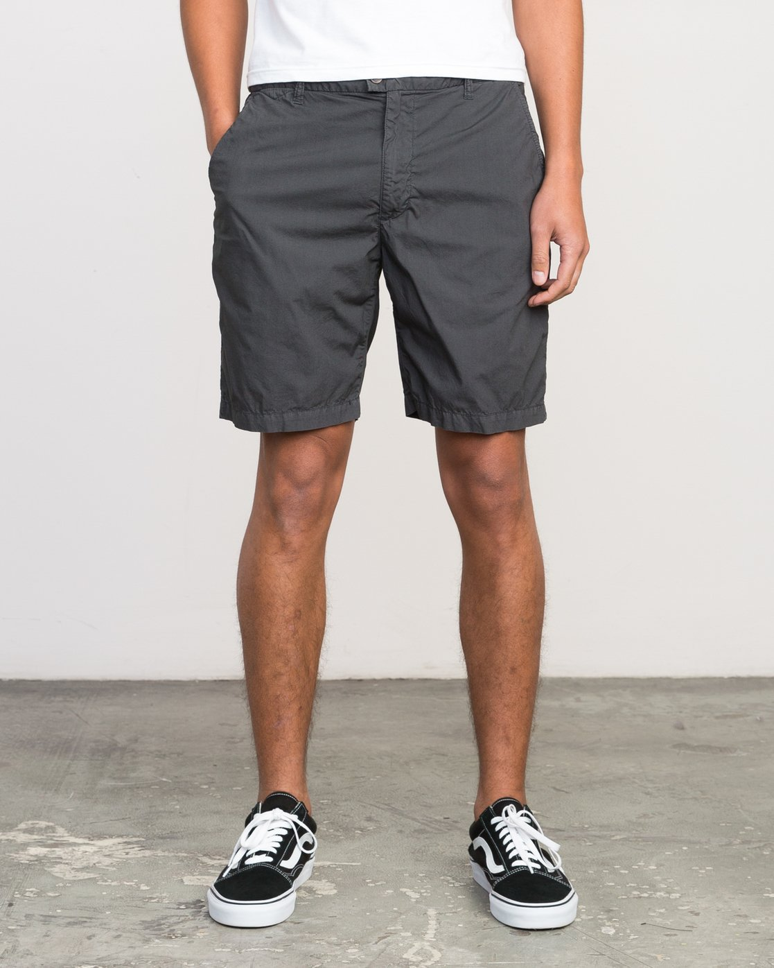 1 Nomad All Time Short Grey M207PRNO RVCA