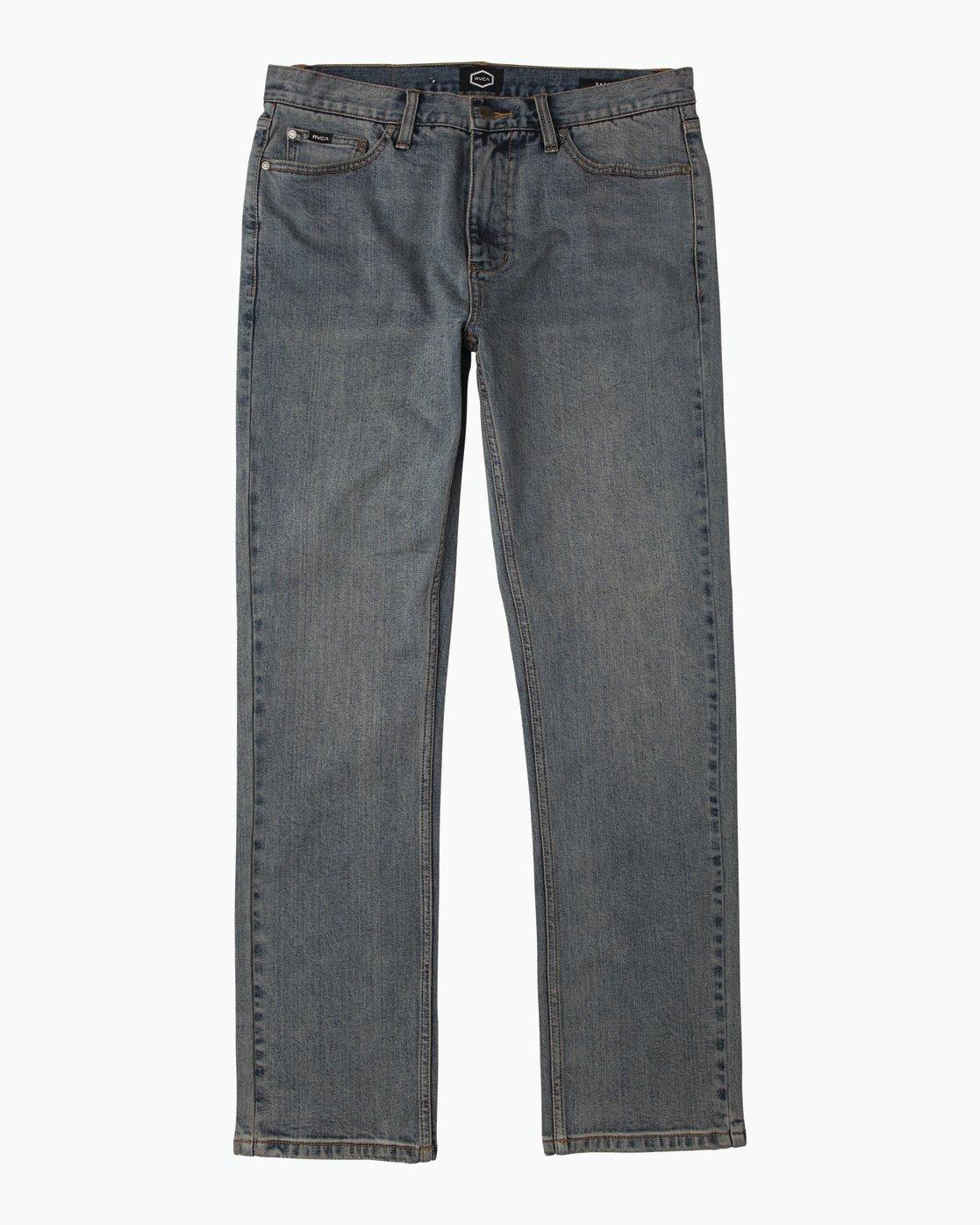 6 Daggers Slim-Straight Jeans Multicolor M303QRDA RVCA