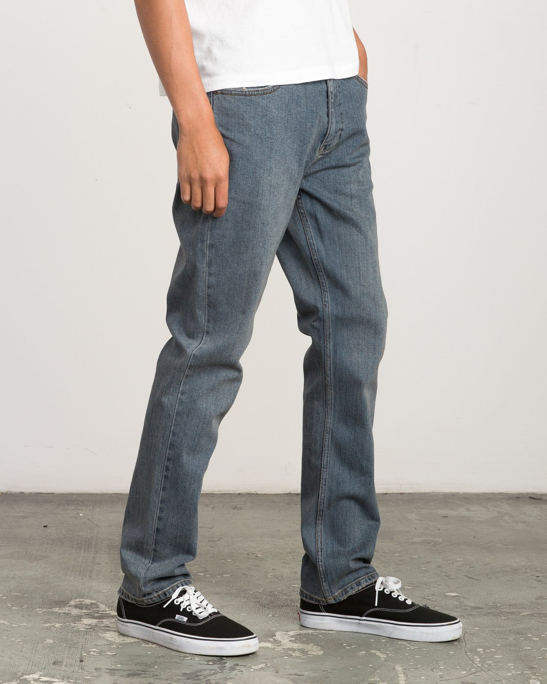 5 Daggers Slim-Straight Jeans Multicolor M303QRDA RVCA
