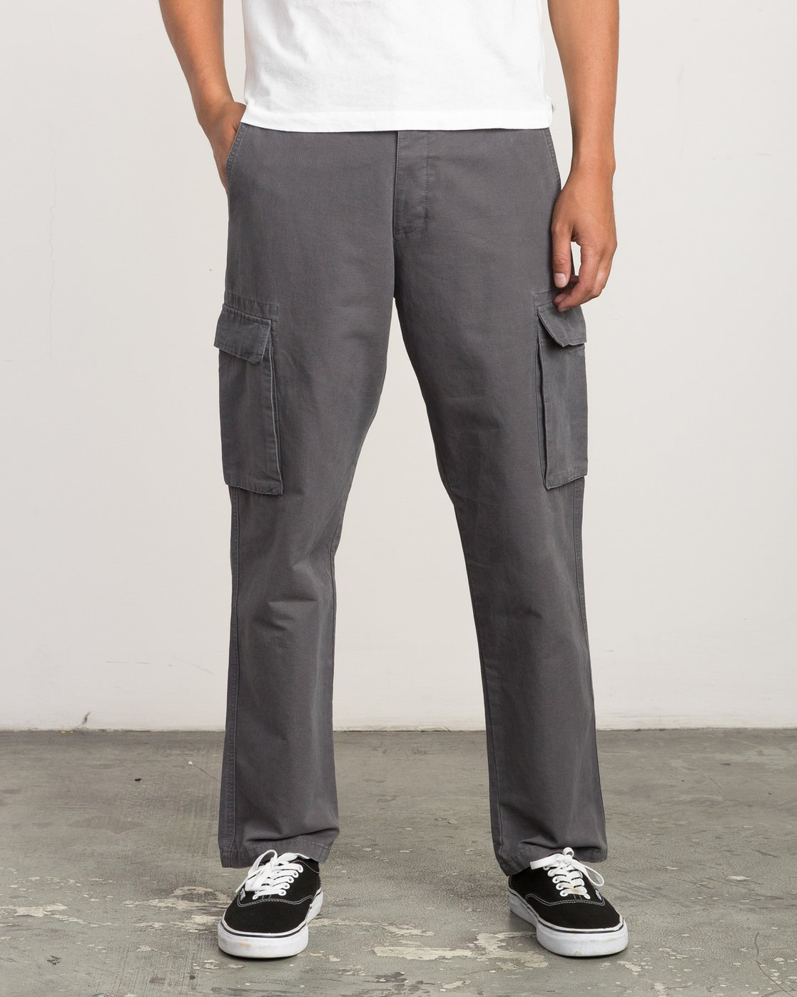 0 Expedition Cargo Pant Grey M304QREX RVCA