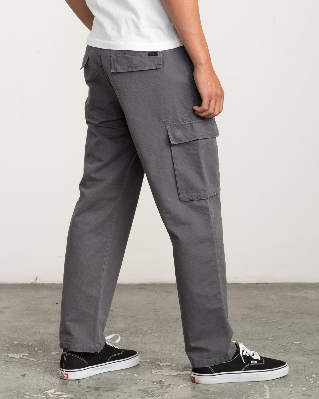 4 Expedition Cargo Pant Grey M304QREX RVCA