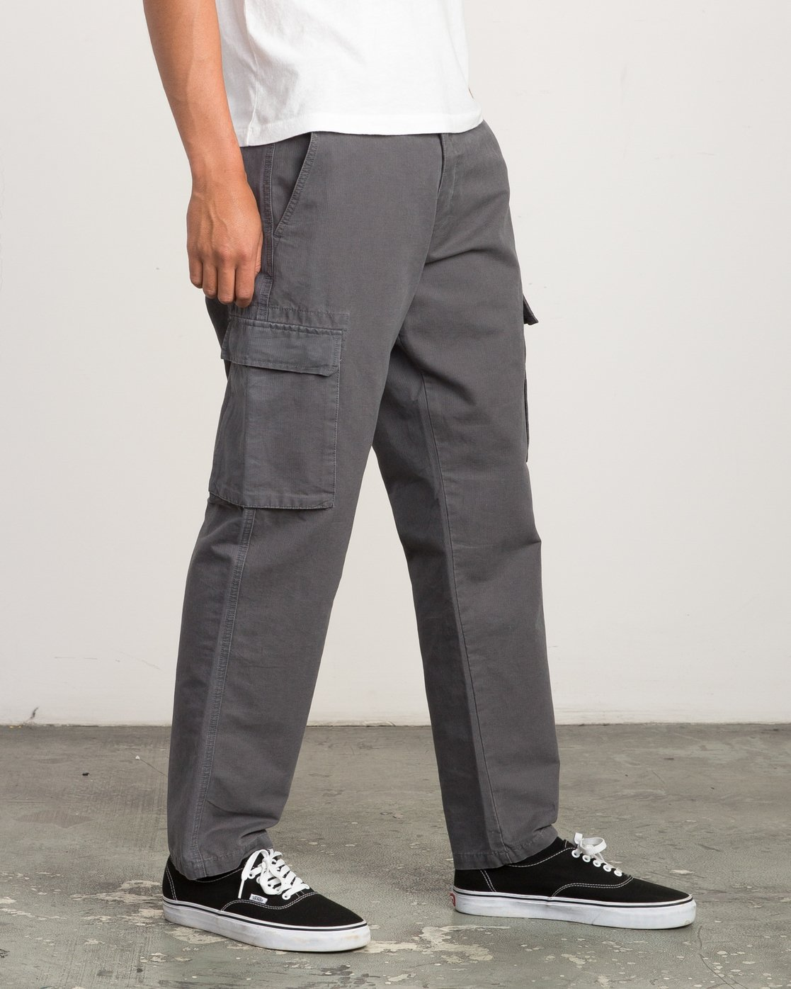 5 Expedition Cargo Pant Grey M304QREX RVCA