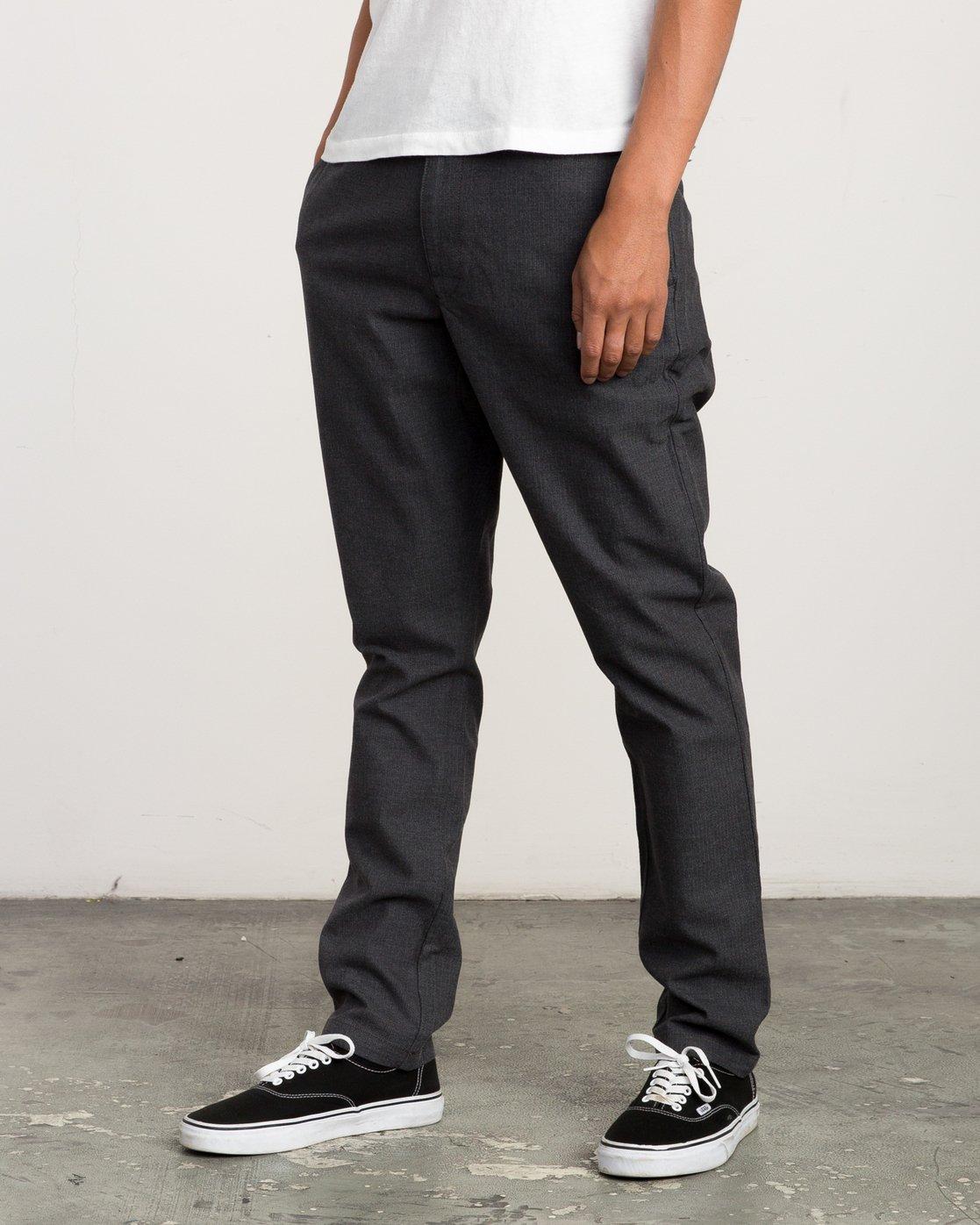 1 All Time Arc Pant Black M306QRAT RVCA