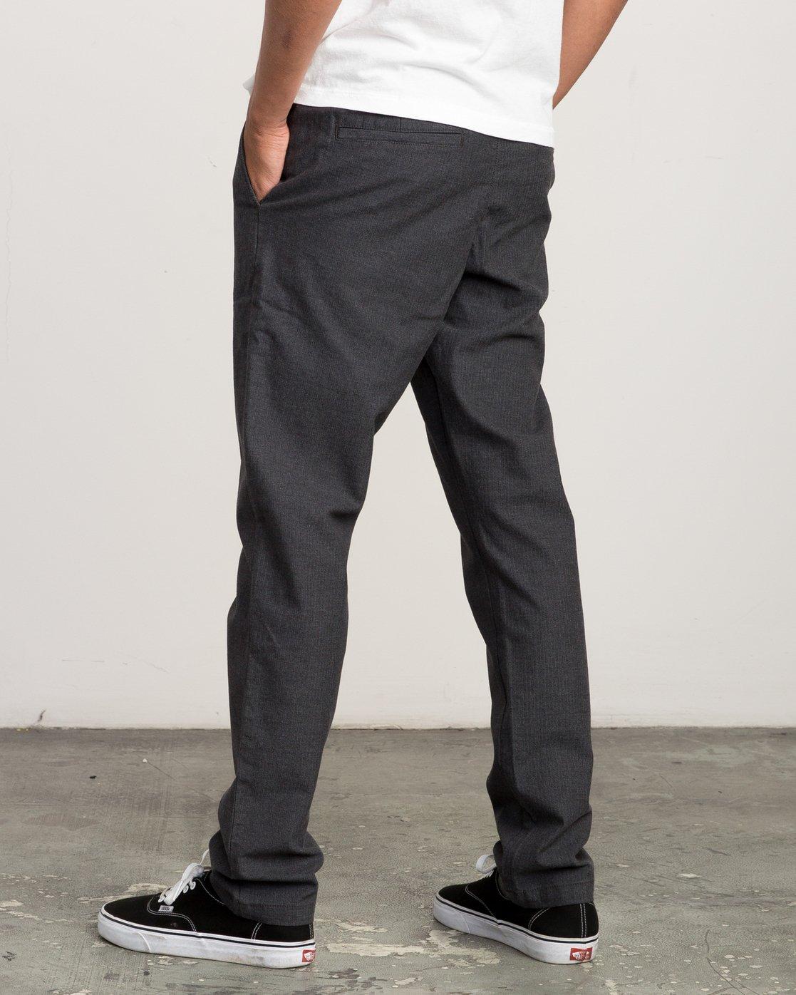 2 All Time Arc Pant Black M306QRAT RVCA