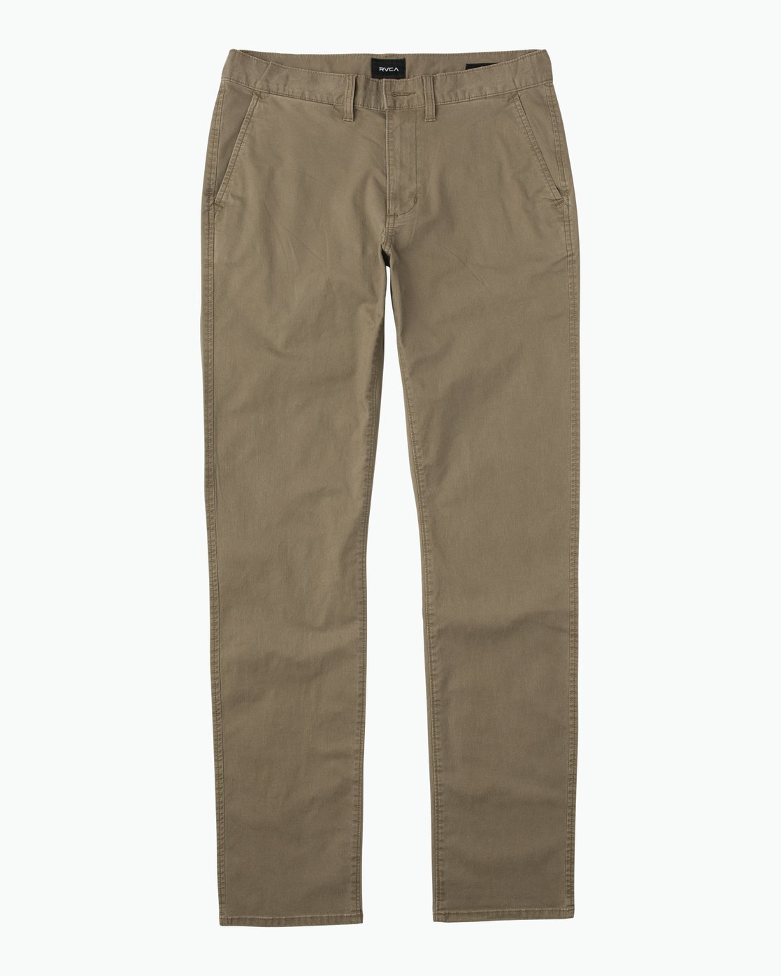 6 Daggers Slim-Straight Chino Pant Beige M309QRDC RVCA