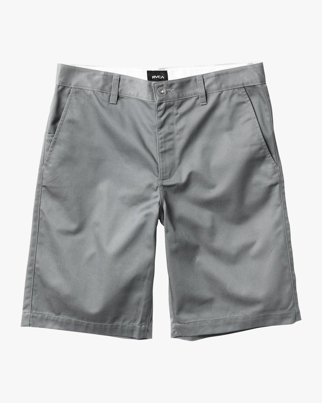 """0 Americana 22"""" Shorts Multicolor M3210AMS RVCA"""