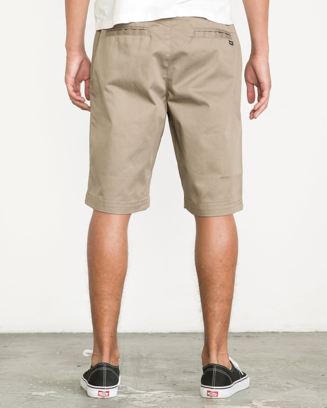 "4 Americana 22"" Shorts Green M3210AMS RVCA"