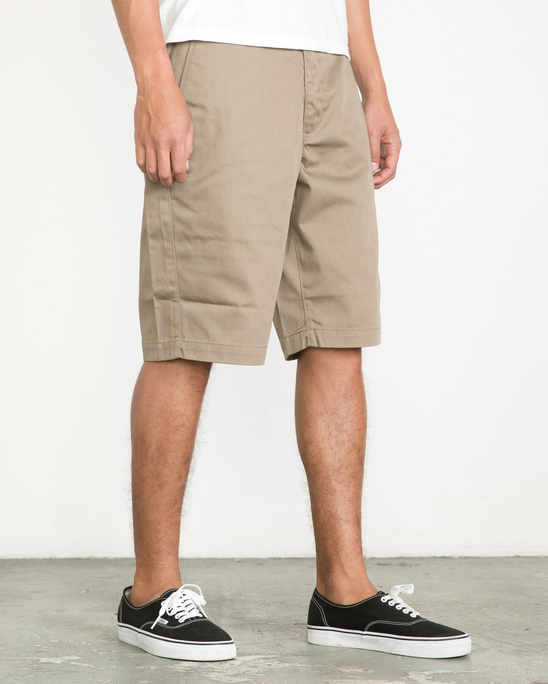 "6 Americana 22"" Shorts Green M3210AMS RVCA"