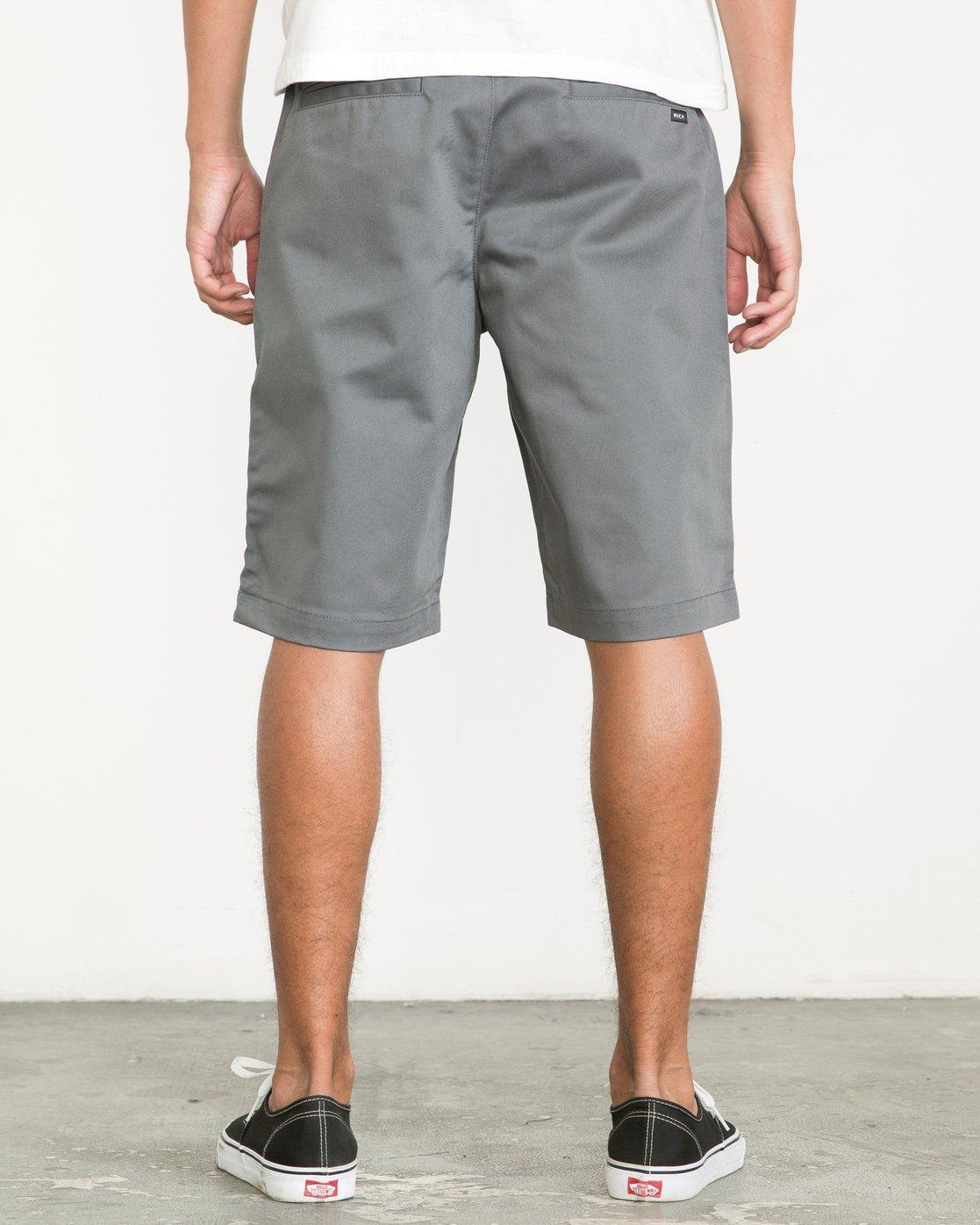 """4 Americana 22"""" Shorts Multicolor M3210AMS RVCA"""