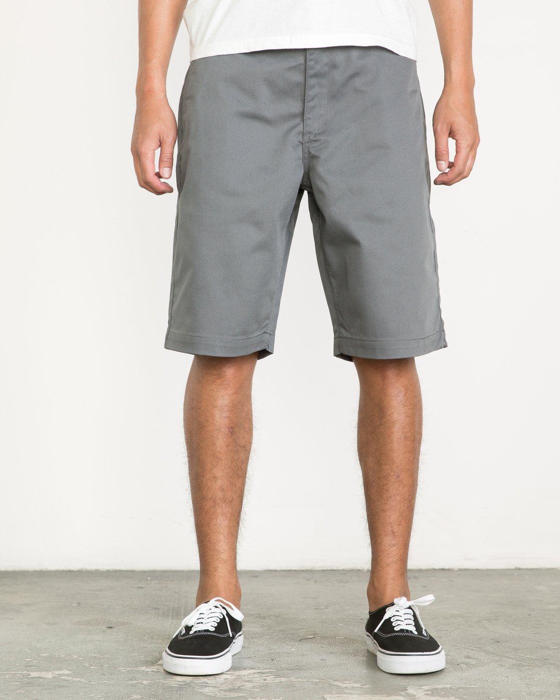 """1 Americana 22"""" Shorts Multicolor M3210AMS RVCA"""