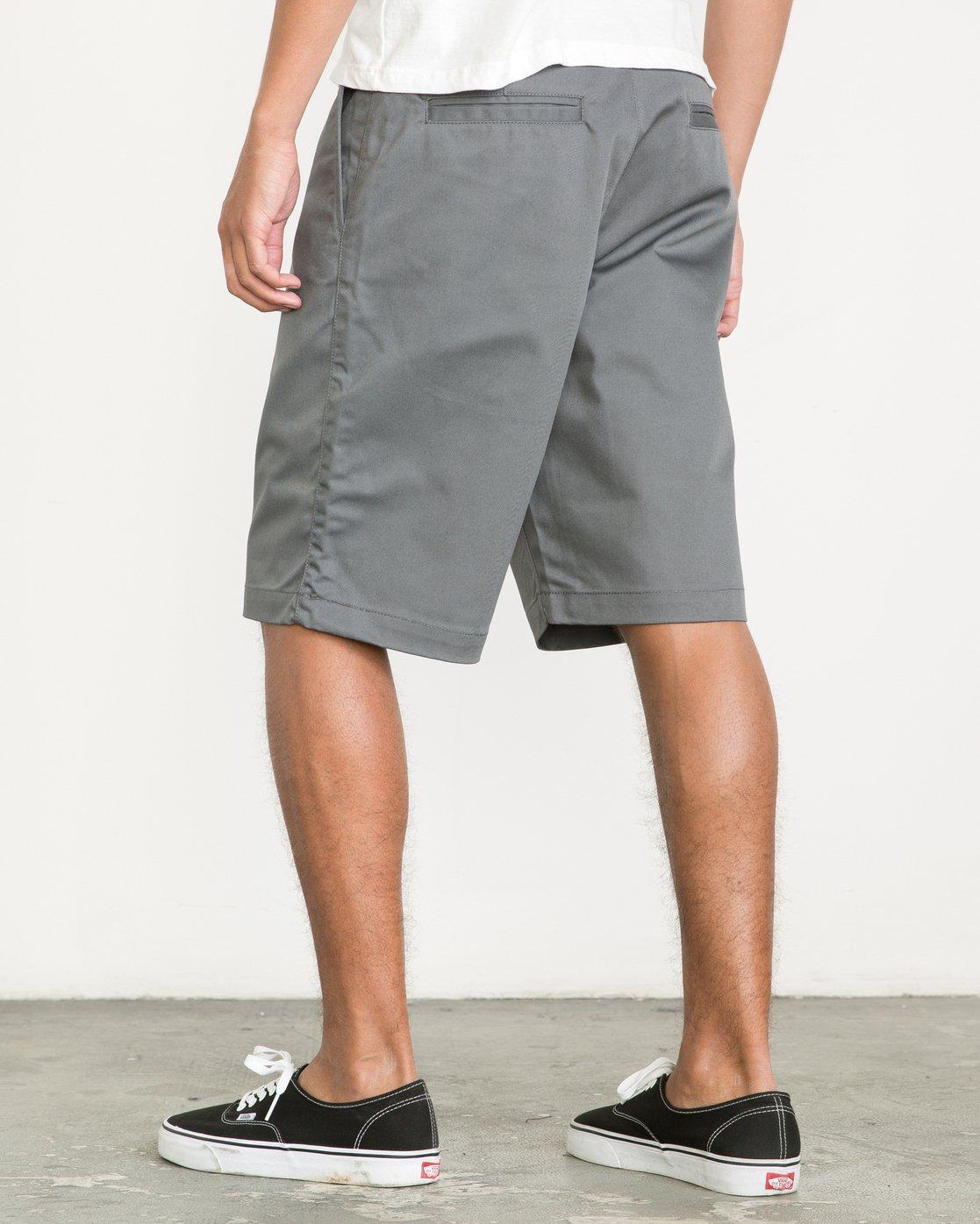 """3 Americana 22"""" Shorts Multicolor M3210AMS RVCA"""