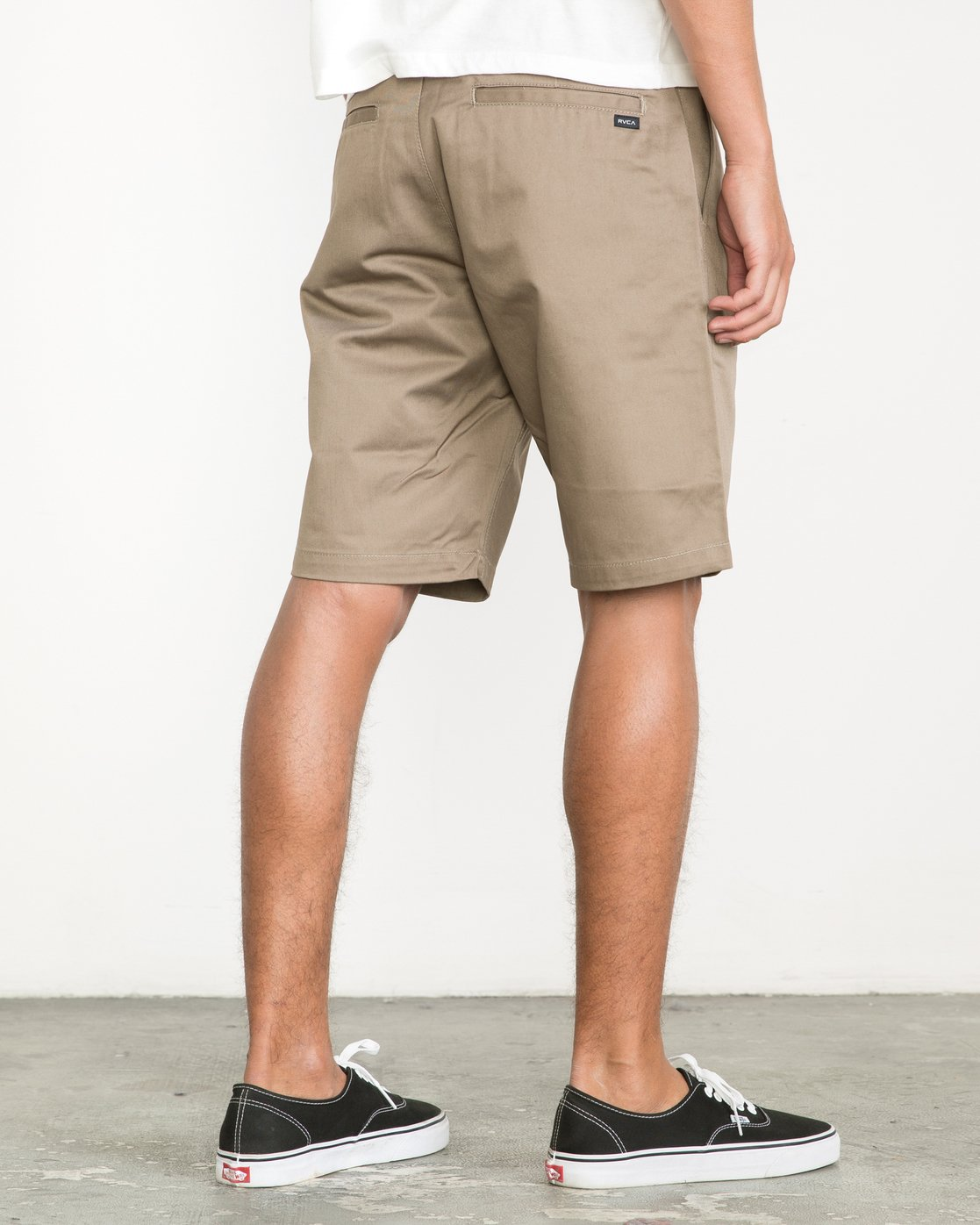 5 Week-End Shorts Green M3211WES RVCA