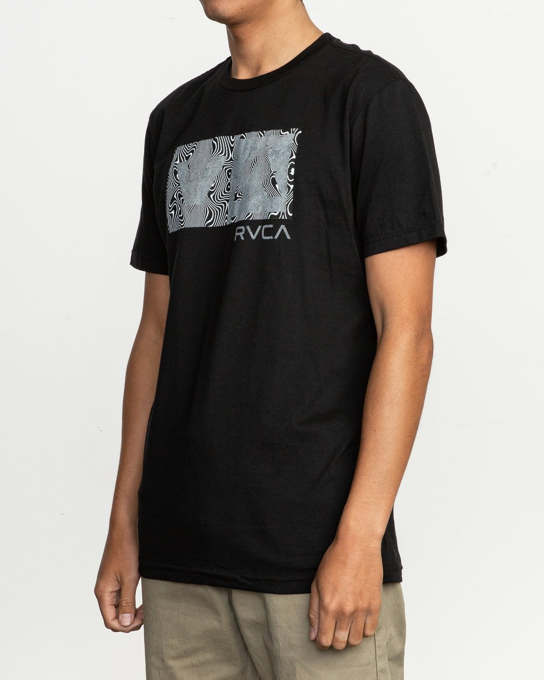 2 Balance Box T-Shirt Black M401TRBA RVCA