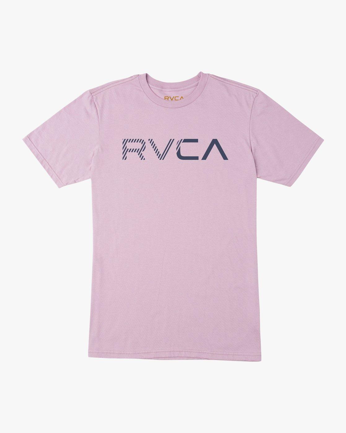 0 Blinded T-Shirt Purple M401TRBL RVCA