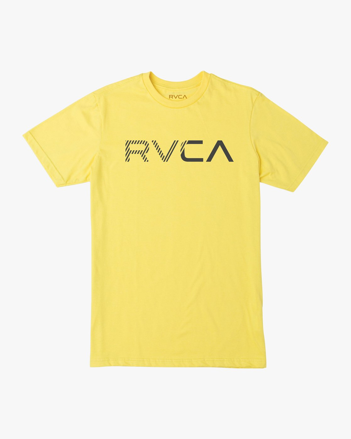 0 Blinded T-Shirt Yellow M401TRBL RVCA