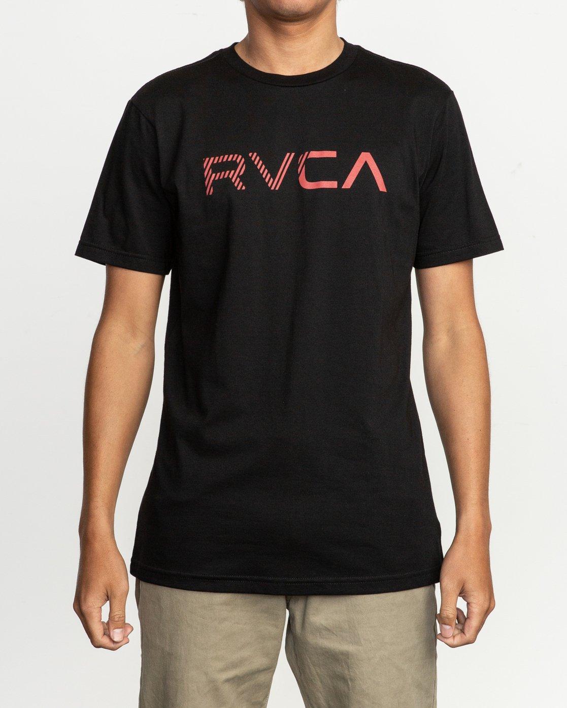 1 Blinded T-Shirt Black M401TRBL RVCA