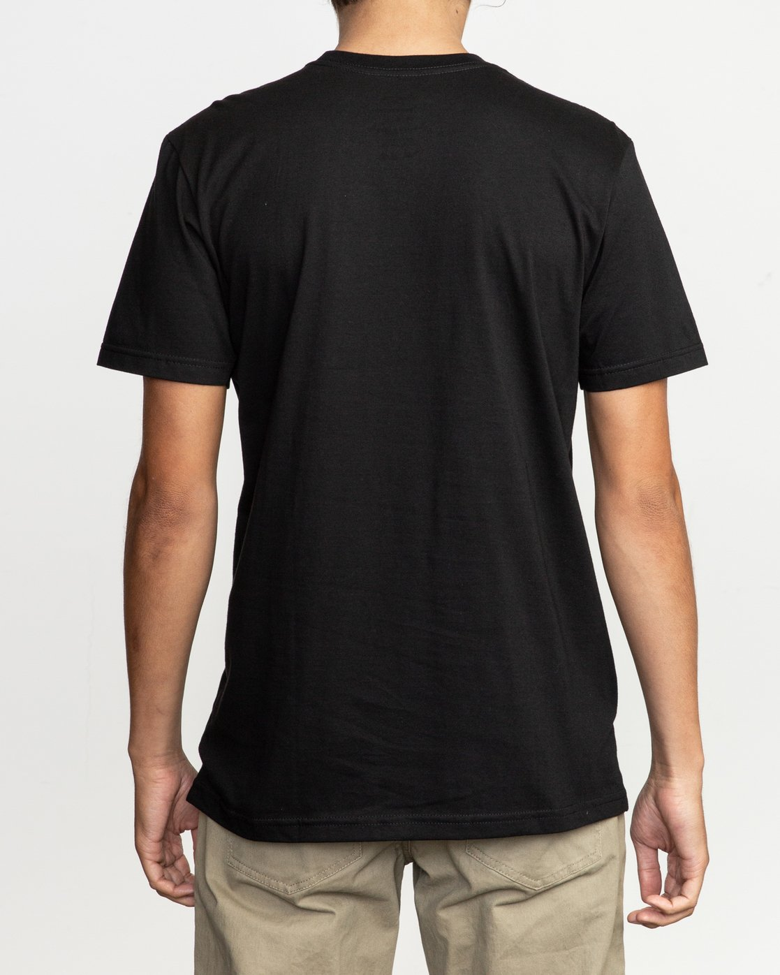 3 Repeated T-Shirt Black M401TRRE RVCA