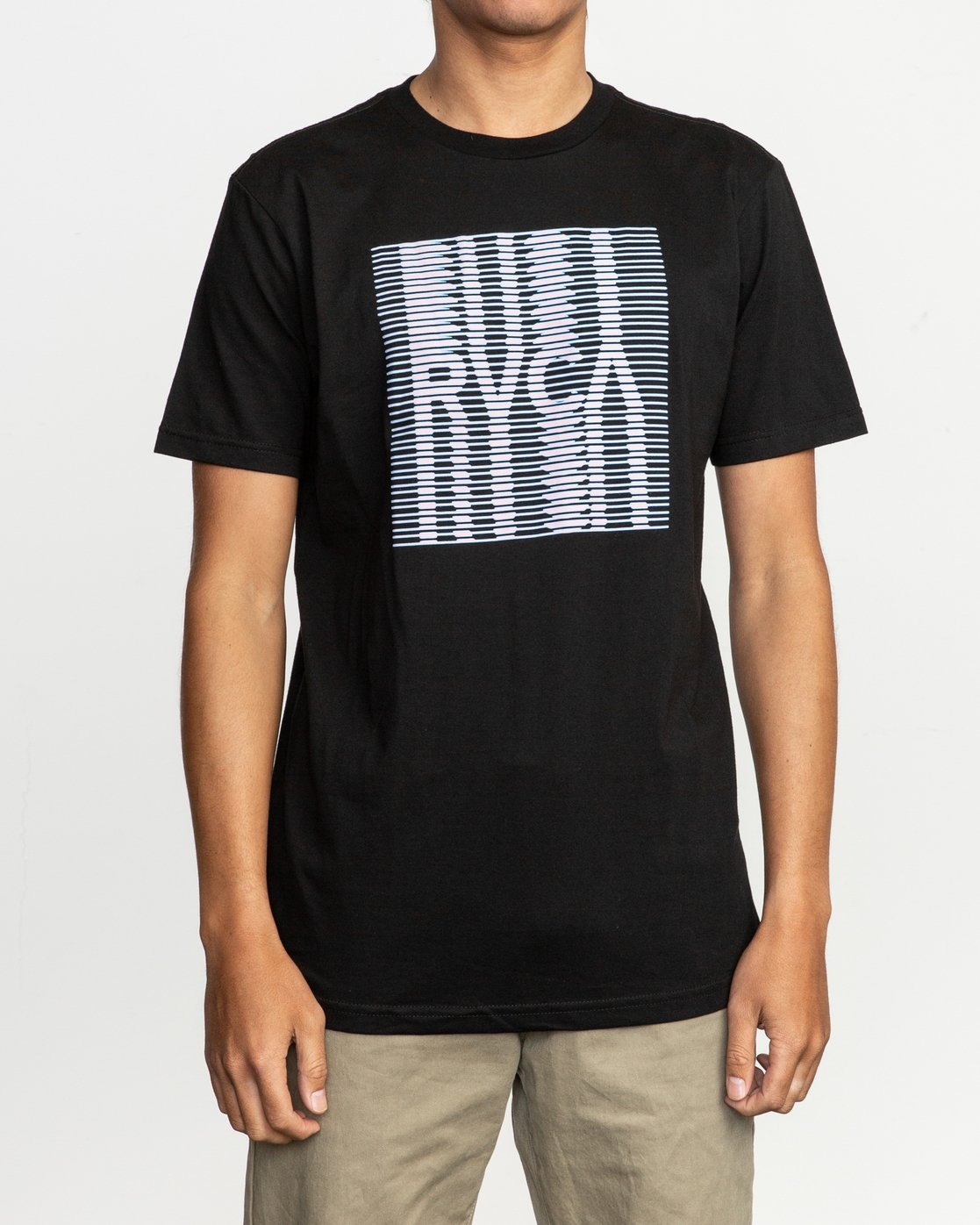 1 Repeated T-Shirt Black M401TRRE RVCA