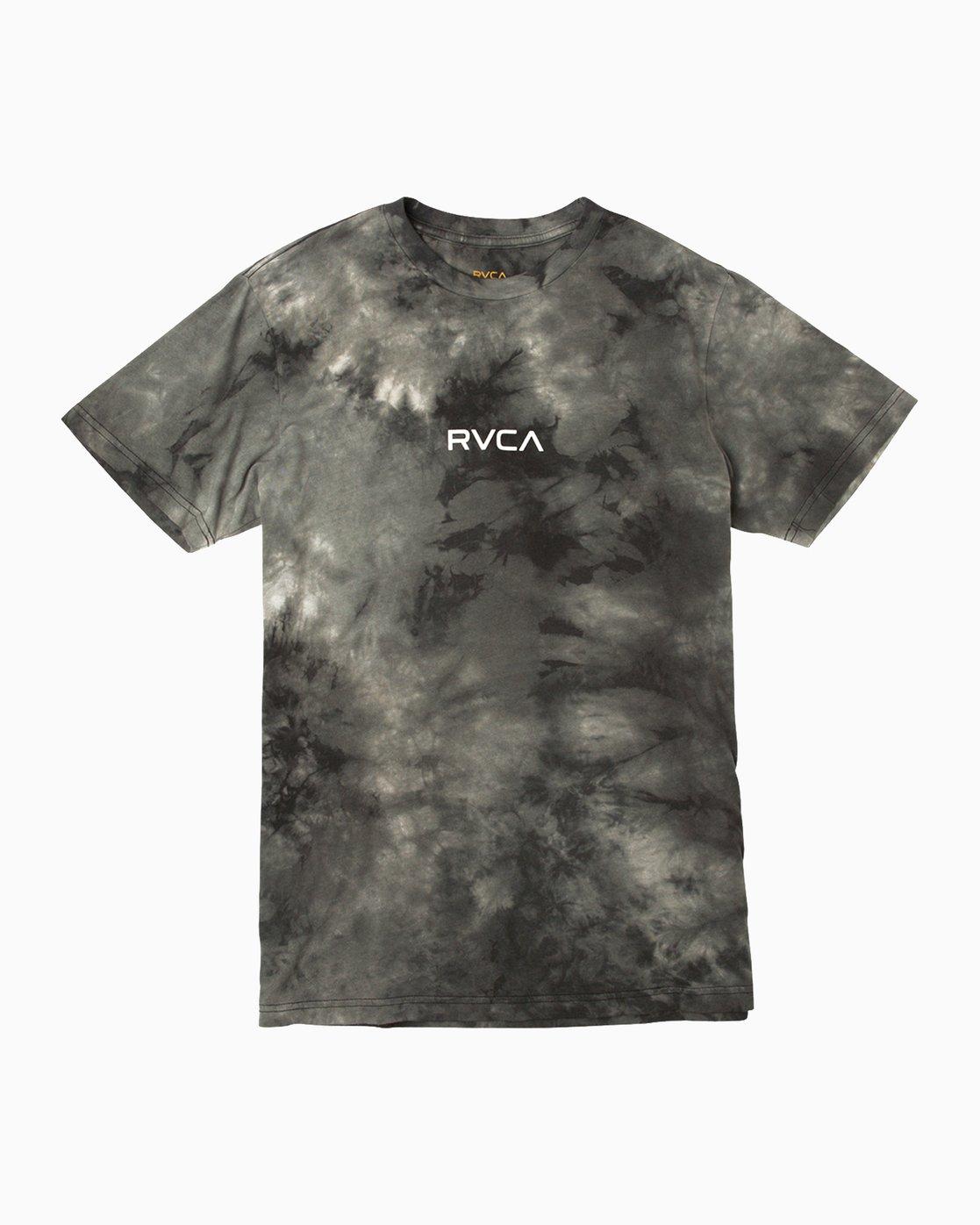 0 CENTER RVCA Black M409QRCE RVCA