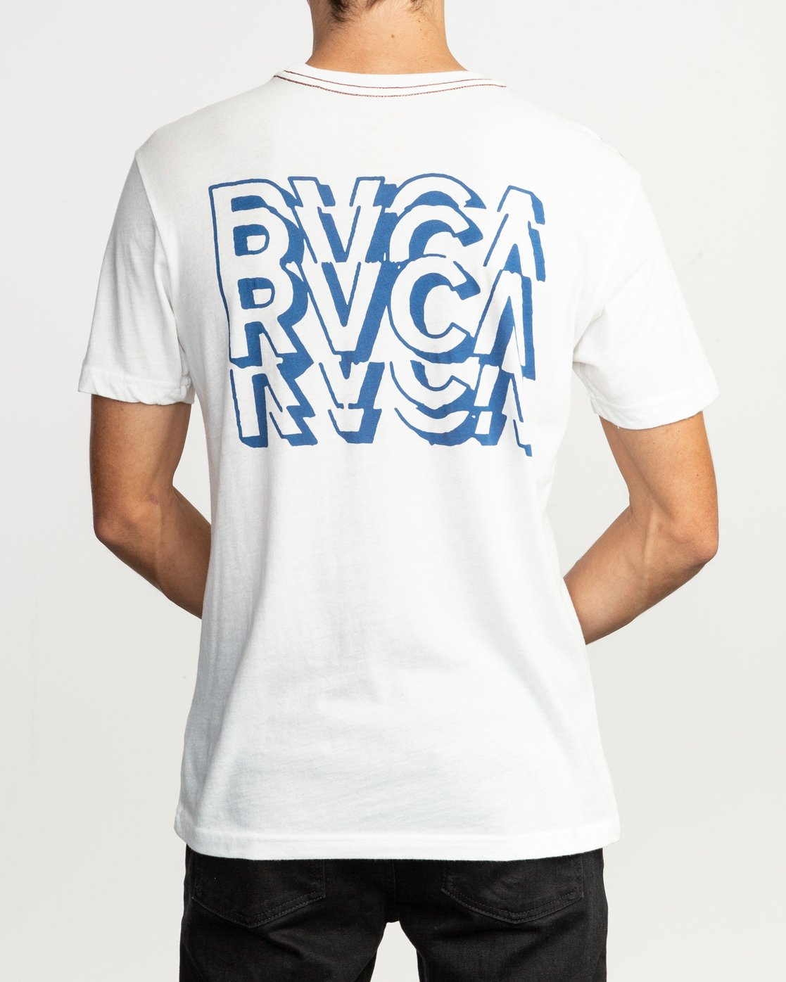 4 Ripper T-Shirt White M420TRRI RVCA