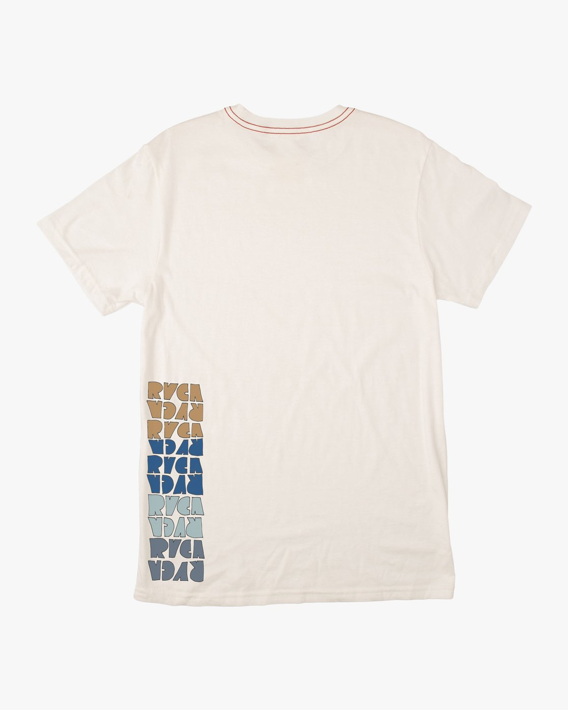 1 Perspect T-Shirt White M430TRPE RVCA