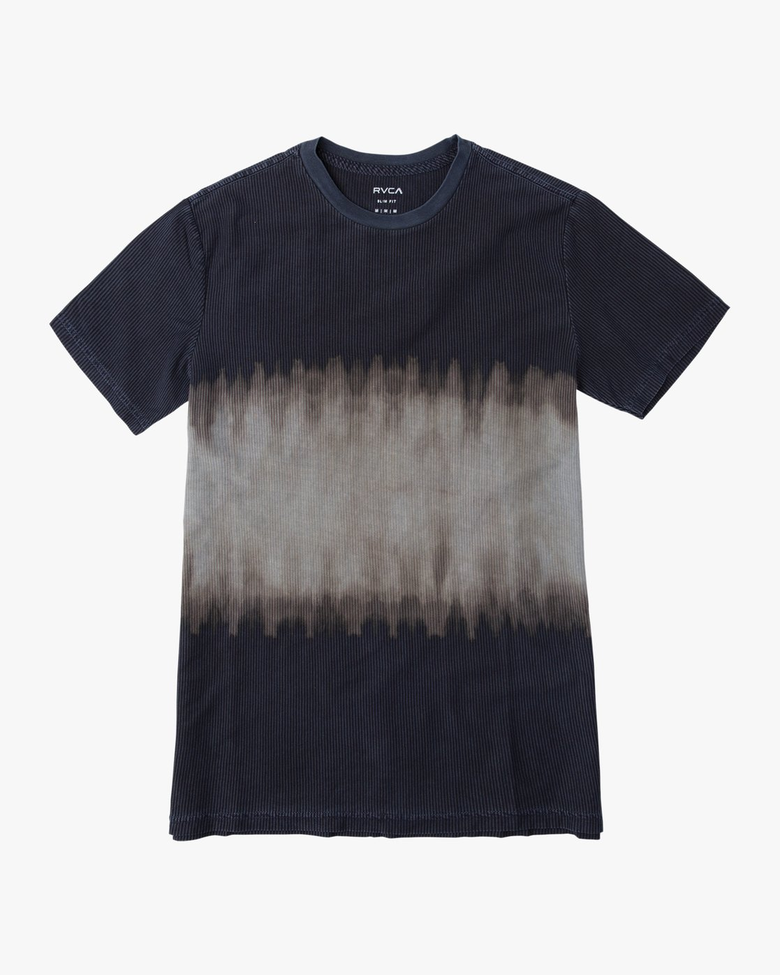 0 Process Bleach T-Shirt Blue M907PRPR RVCA