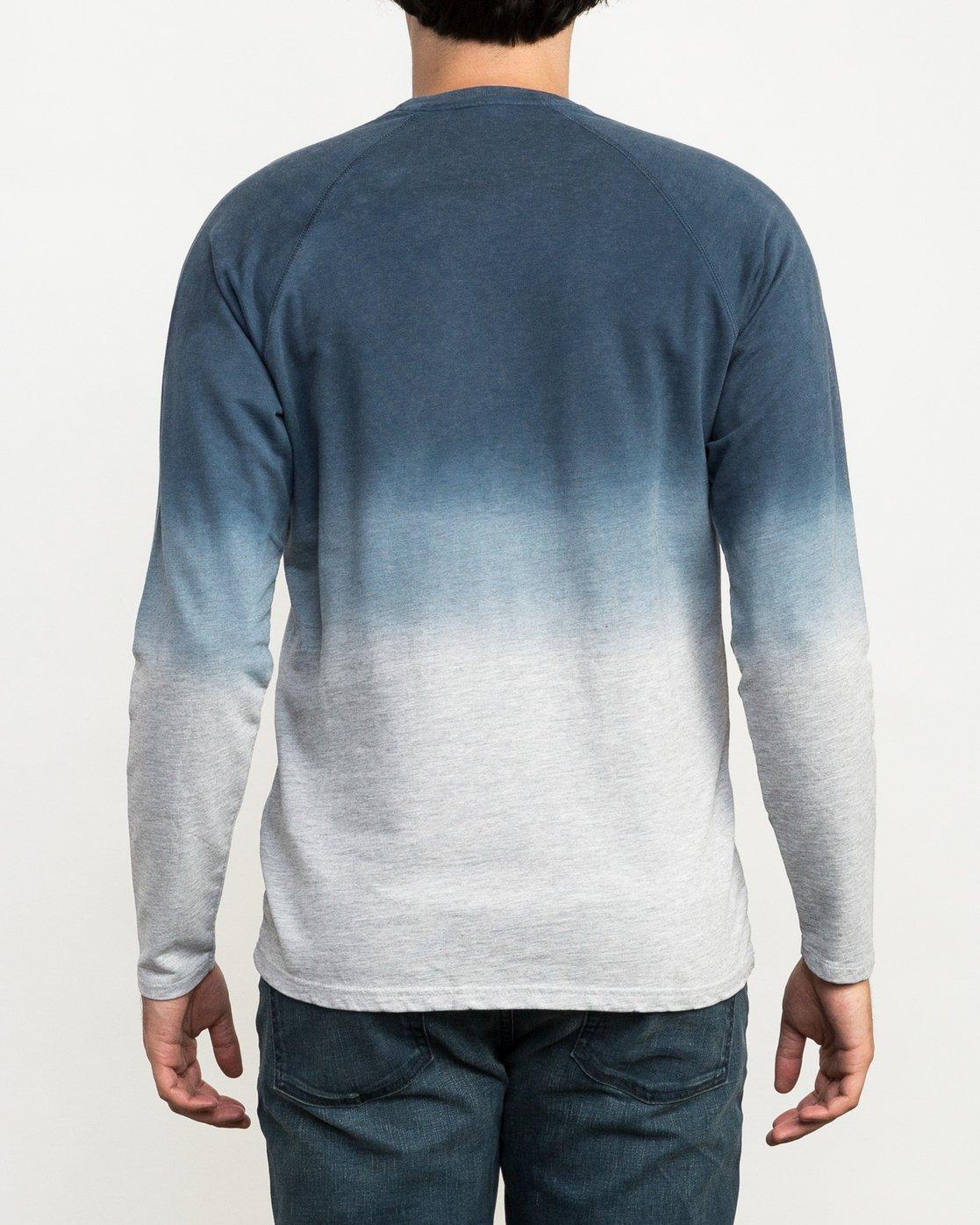 3 Undertone Raglan Knit Shirt Grey M911QRUR RVCA