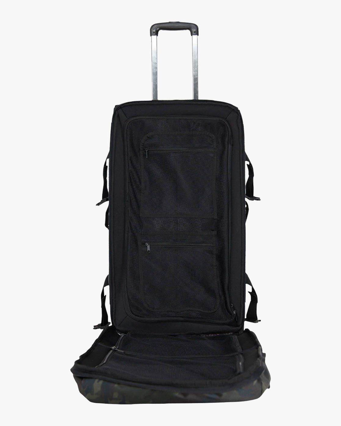 1 Eastern Large Roller Bag Camo MABGQREL RVCA
