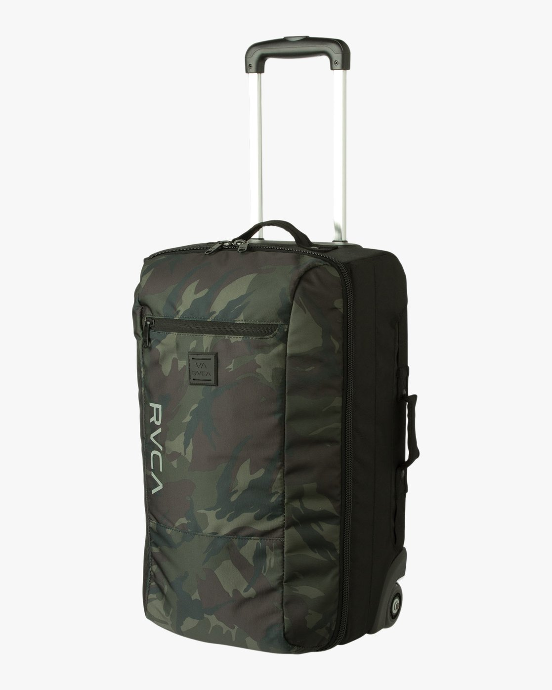 0 Eastern Small Roller Bag Camo MABGQRES RVCA