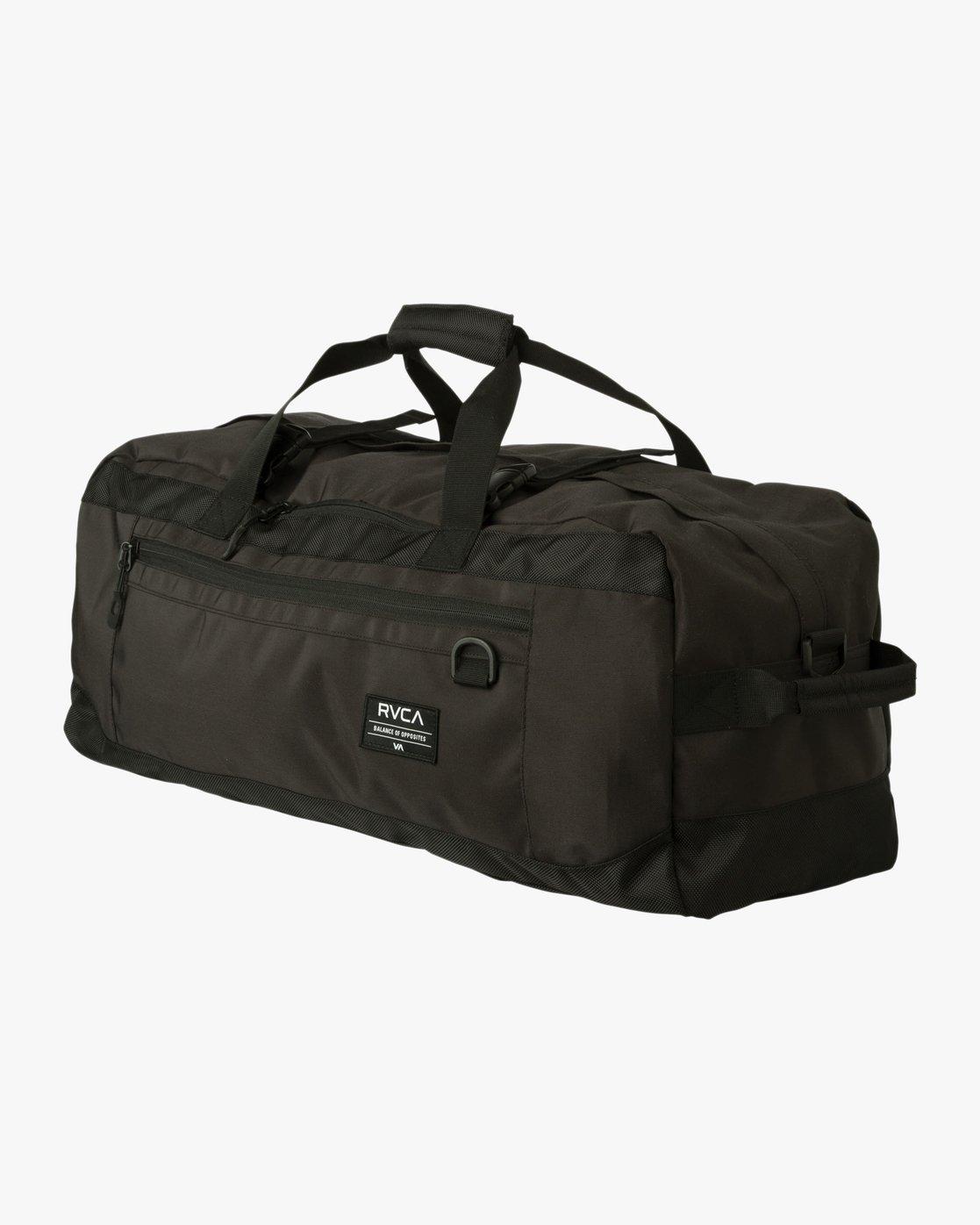 0 RVCA Skate Duffel Bag Black MABGQRSD RVCA f325a83419281