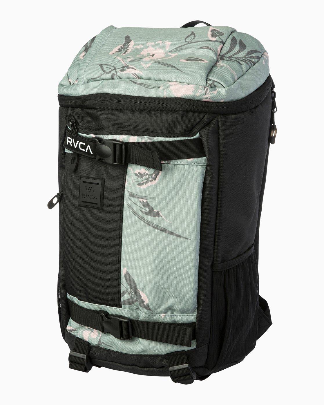 0 Voyage Skate Printed Backpack MABKPRVP RVCA 8ad9b4228338a