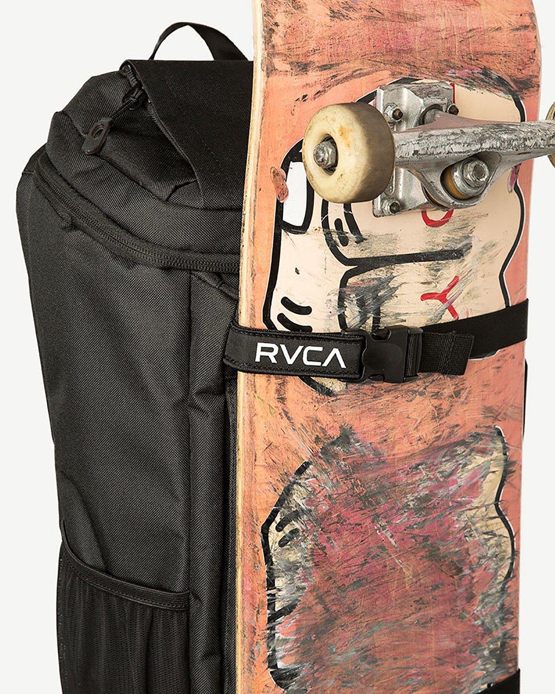 4 Voyage Skate Commuter Backpack MABKPRVS RVCA e8152fbf9f237