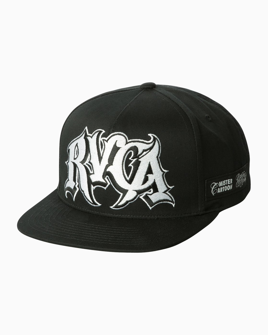 san francisco 46b6b 70b6a ... buy 0 mister muay snapback hat black mahwlrmc rvca 35242 dbe27